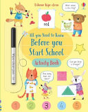 All You Need to Know Before You Start School Activity Book (Wipe-Clean)