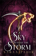 A Sky Beyond the Storm (#4 Ember Quartet)