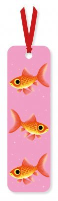 Marc Boutavant Goldfish Bookmark