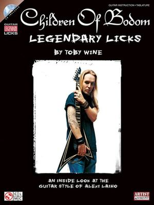 Children of Bodum - Legendary Licks - An Inside Look at the Guitar Style of Alexi Laiho