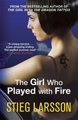 The Girl Who Played with Fire (Millenium #2)