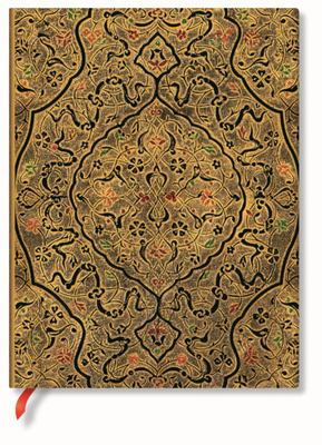 Paperblanks FB Arabic Art Zahra Ultra Lined 176p