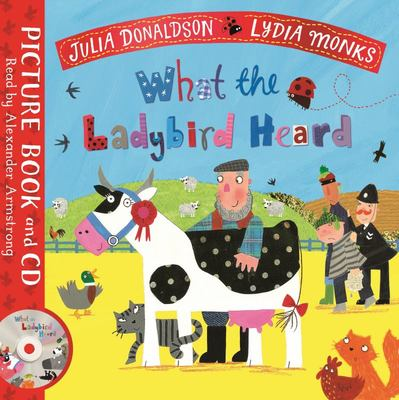 What the Ladybird Heard (Book and CD Pack)