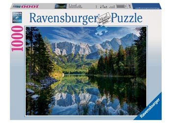 Ravensburger Most Majestic Mountains Puzzle 1000pc