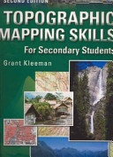 Topographic Mapping Skills for Secondary Students- Secondhand
