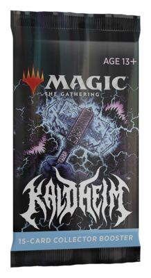PREORDER Kaldheim Collector Booster