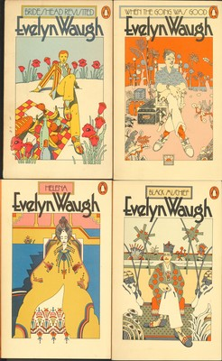 Evelyn Waugh Collected Works