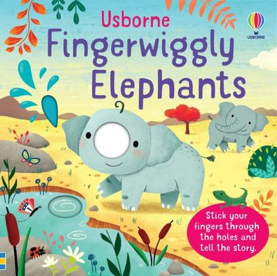 Fingerwiggly Elephants