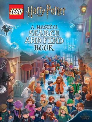 LEGO Harry Potter: a Magical Search and Find