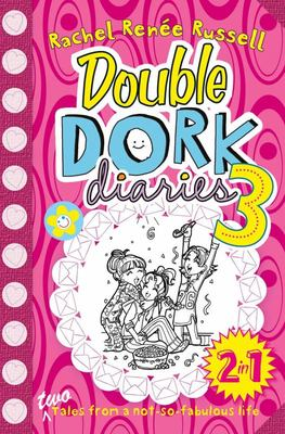 Double Dork Diaries #3 (Bind-up Dear Dork #5 & Holiday Heartbreak #6)