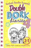 Double Dork Diaries #4 (Bind-up TV Star #7 & Once Upon a Dork #8)