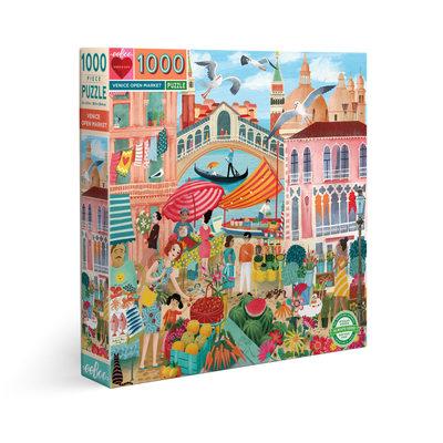 Venice Open Market 1000 Piece Jigsaw Puzzle