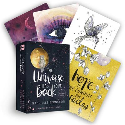 Universe Has Your Back Oracle Deck