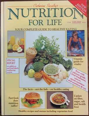Large maleny bookshop catherine saxelby s nutrition for life