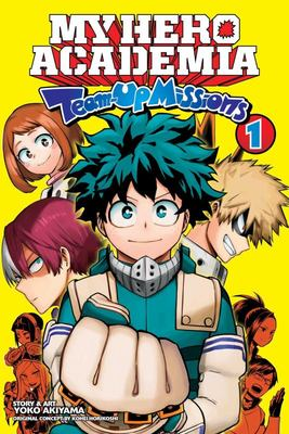 My Hero Academia: Team-Up Missions, Vol. 1
