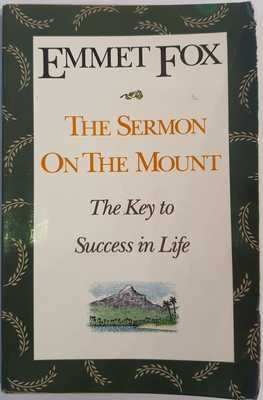 Large maleny bookshop the sermon on the mount  the key to success in life