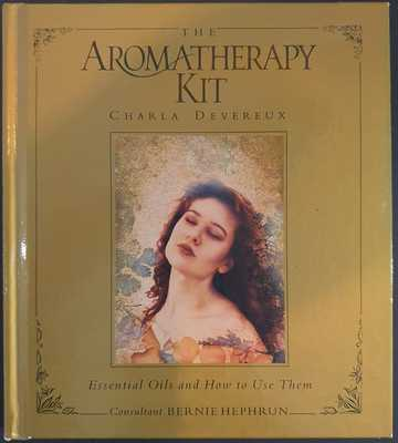 Large maleny bookshop aromatherapy kit