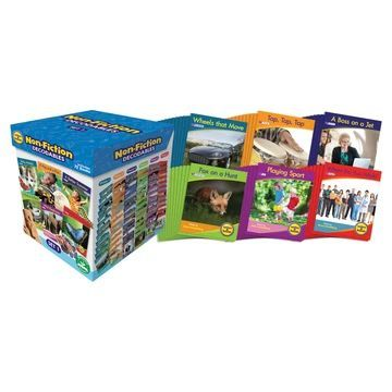 BB127 Letters and Sound Set 1 Non-Fiction Boxed Set