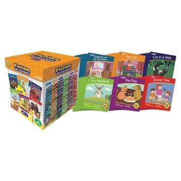 BB111 Letters & Sound Set 2 Fiction Boxed Set