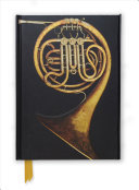 French Horn (Foiled Journal)