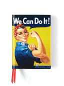 Foiled Journal #107 Notebook We Can Do It! Poster