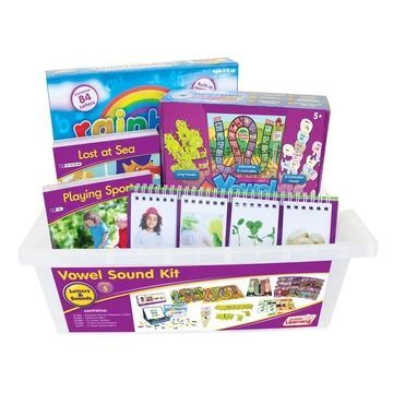JL275 Letters & Sounds Phase 5 - Vowel Sound Kit