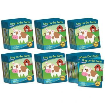 JL955  Letters and Sounds Decodable Readers Phase 1 - Phonemic Awareness Fiction