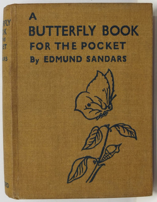A Butterfly Book for the Pocket