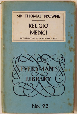 Religio Medici and Other Writings