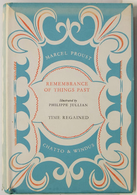 Time Regained - Remembrance of Things Past Volume 12