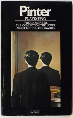 Pinter -  Plays: Two - The Caretaker; The Collection; The Lover; Night School, The Dwarfs