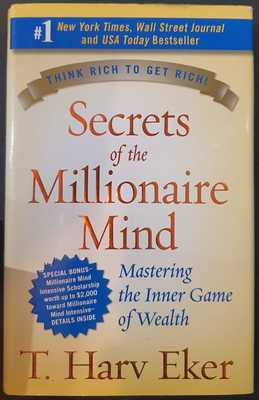 Large maleny bookshop secrets of the millionairre mind