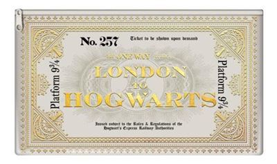 Harry Potter Pencil Case Ticket