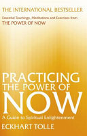 Practicing the Power of Now - Hardback