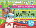 Macca the Alpaca: Mighty Mactivity Pad