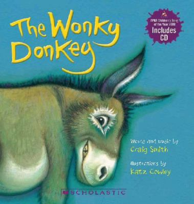 Wonky Donkey (Board & CD)