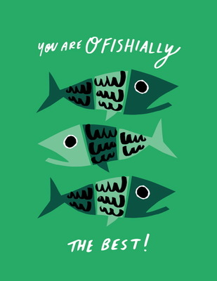 Card - Offishially the Best BBC0322
