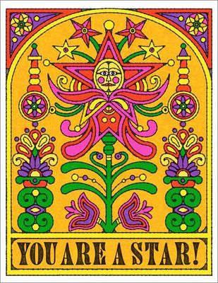 Card - You are a star NOL2068