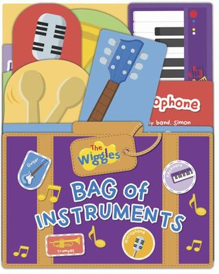 The Wiggles: Bag of Instruments