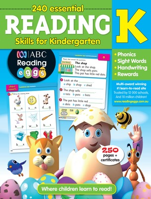 ABC Reading Eggs Reading Skills for Kindergarten