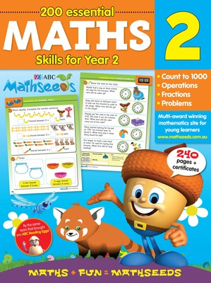 ABC Mathseeds Maths Skills for Year 2
