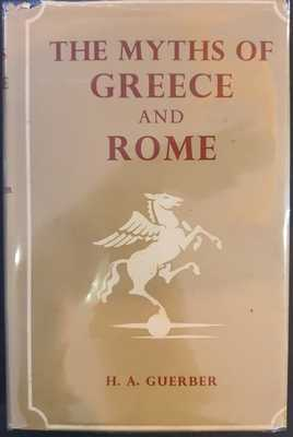 Large maleny bookshop the myths of greece and rome