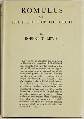 Romulus or The Future of The Child