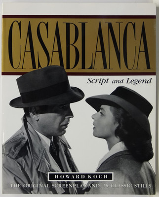 Casablanca - Script and Legend