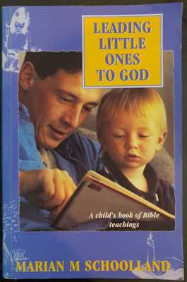 Large maleny bookshop leading little ones to god