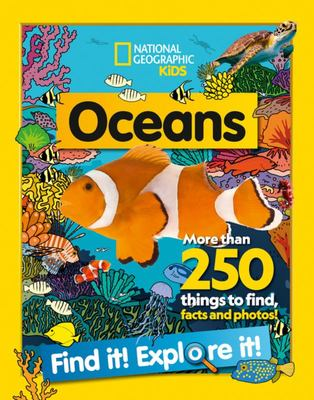 Ocean: Find It! Explore It! A Search-and-Find Fact Book