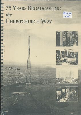 75 years broadcating the christchurch way
