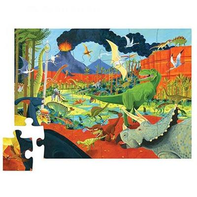 Land of Dinosaurs 24pc Canister Puzzle