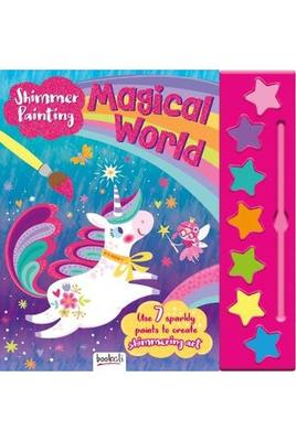 Magical World: Shimmer Painting