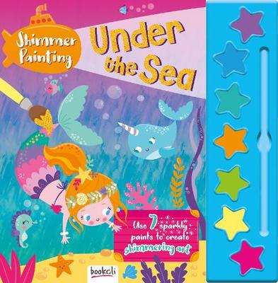Under the Sea: Shimmer Painting